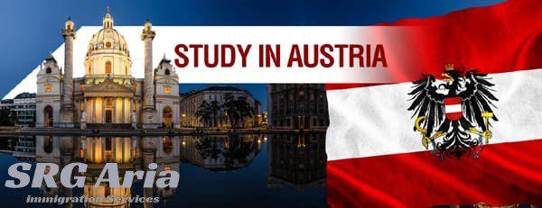 بنر مهاجرت تحصیلی به اتریش