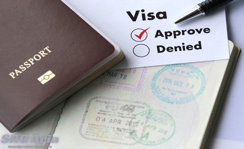 انواع ویزا برای مهاجرت