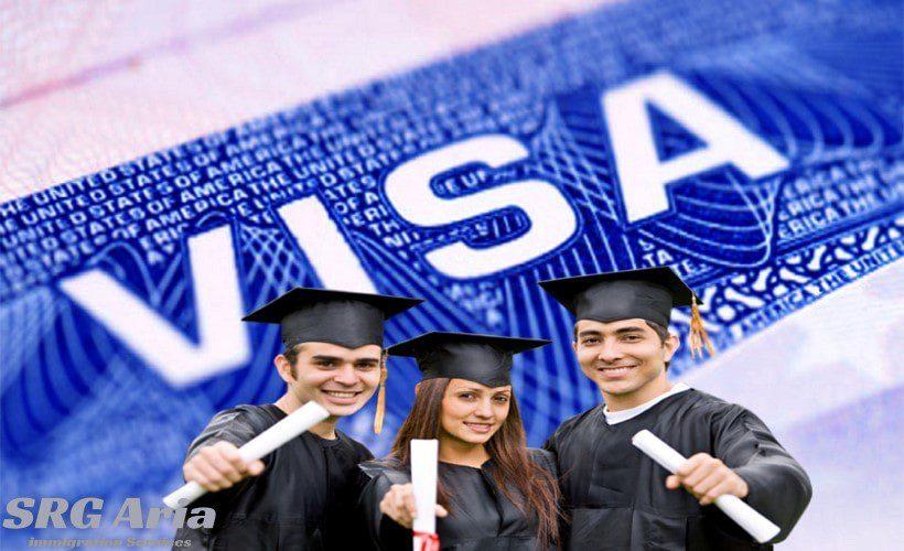 انواع ویزا برای مهاجرت تحصیلی