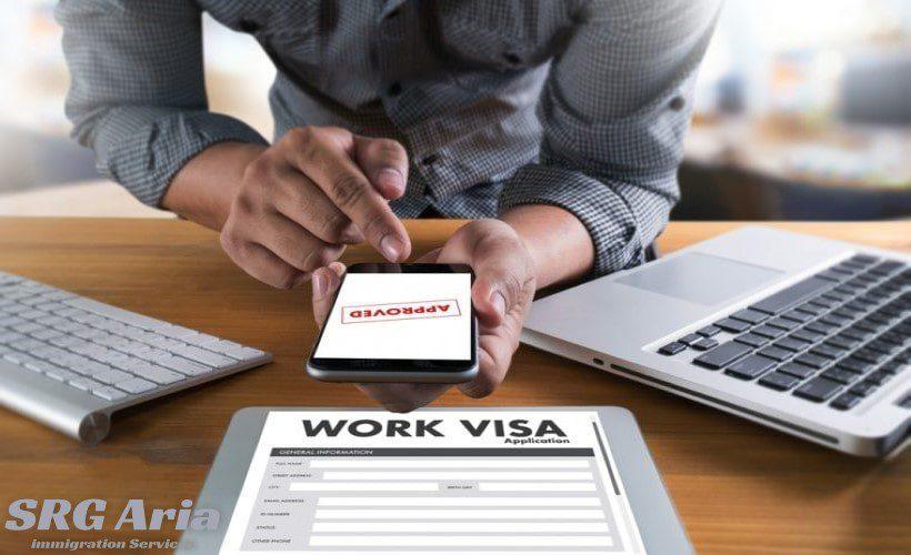 انواع ویزا برای مهاجرت کاری