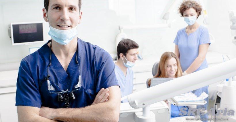 مهاجرت دندانپزشک به سوئد