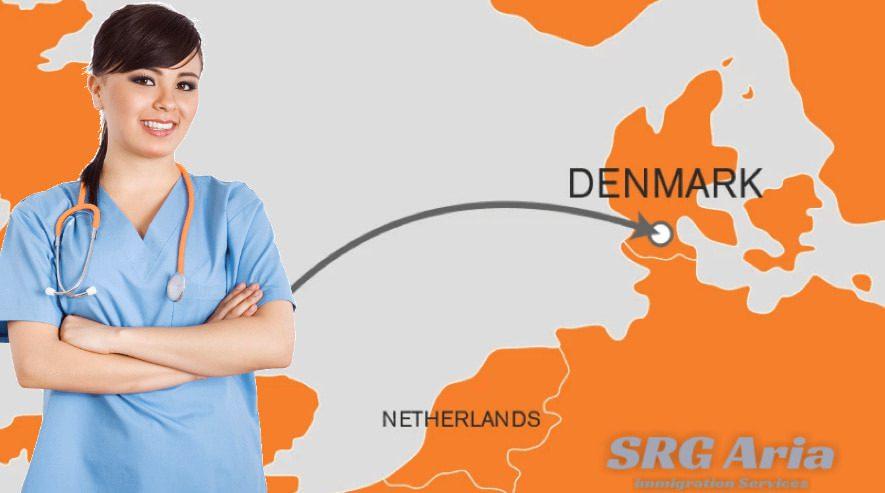 مزایای پرستاری در دانمارک
