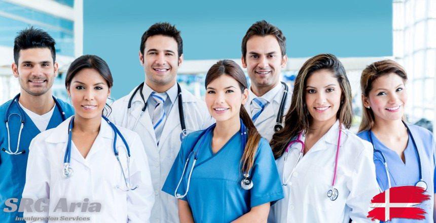 حقوق پزشکی در دانمارک